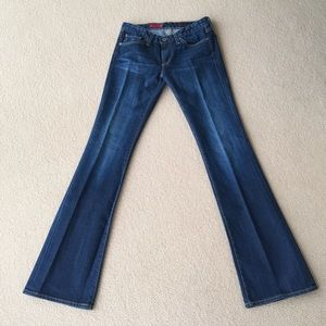 """AG """"The Angel"""" bootcut jeans"""